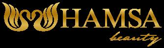 Hamsa Beauty – logo mic